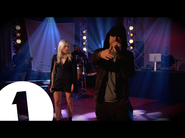 Eminem Walk On Water Stan ft Skylar Grey on Radio 1