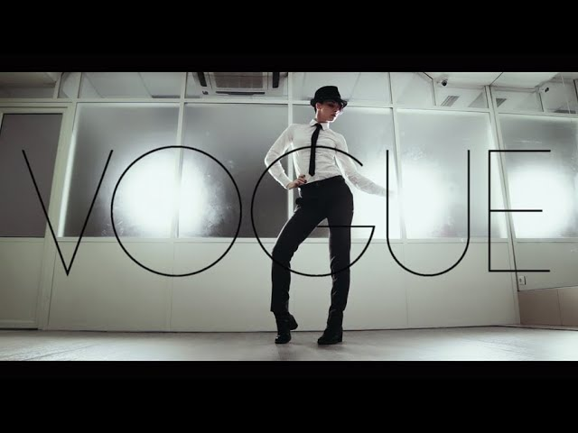 VOGUE - Madonna | choreography by Kristina Zalevskaya | Dance