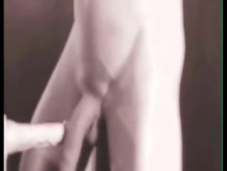 My tight ass, my toy & my cock (красотки shemale | трансы ts ladyboy трапы sissy)