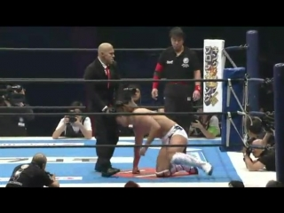 Wrestle Kingdom 7: Prince Devitt vs. Low Ki vs. Kota Ibushi ()