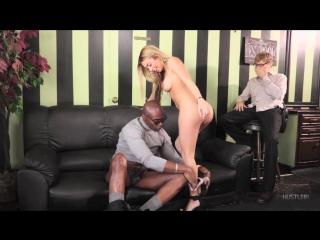 Kat dior [big ass, big cock, black, blonde, blowjob, doggystyle, facial, hardcore, interracial, latina, oral, petite, small tits