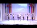 Мужской состав ансамбля танца Ирандык, руководитель Галинур Хамитов
