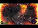 Heroes of the storm 31 mrrrbrul (Крысавчик квик) Junkrat gameplay