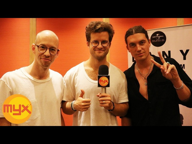 MYXclusive Interview with LANY