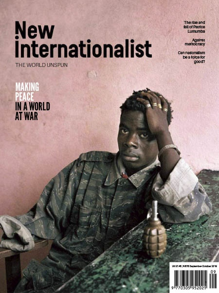 New Internationalist 09.10 2018