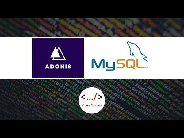 AdonisJS MySQL - User Registration and Login - Explainer Video