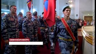 Легендарное севастопольское спецподразделение Беркут отмечает 25-летний юбилей