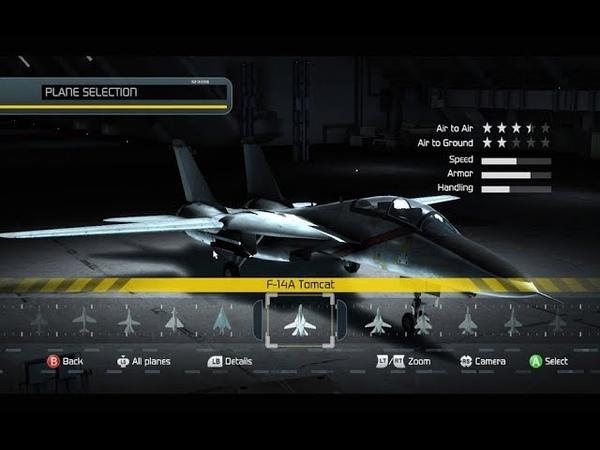 HAWX .Лучшая игра с самолётами.