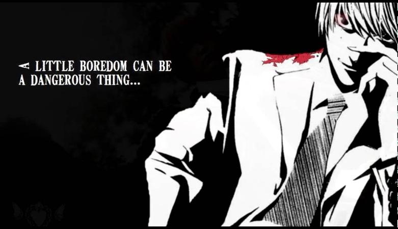 Death Note- Boredom (Taikutsu) EXTENDED