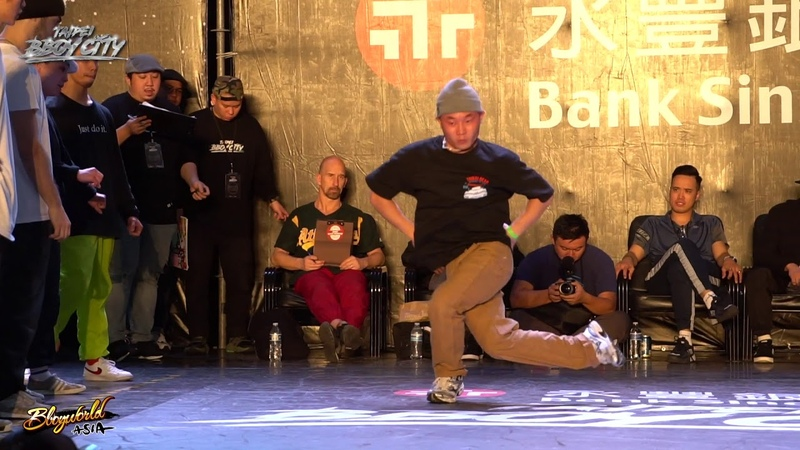 F K C vs Team Hunan | 8-4 | 4on4 | Taipei Bboy City x RF Jam