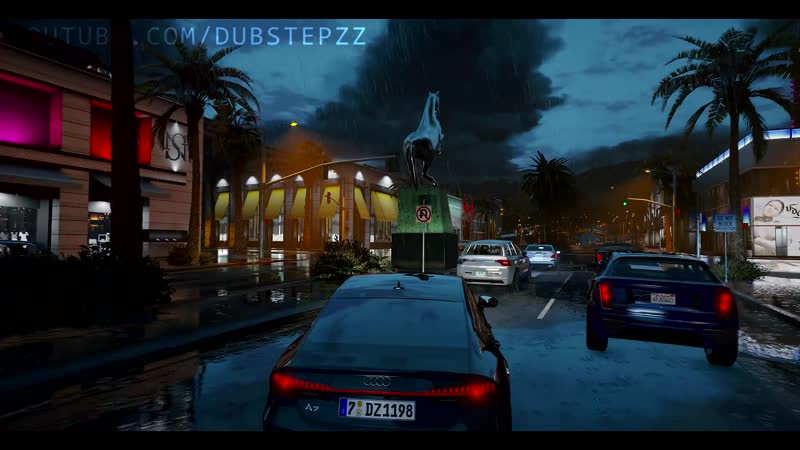 GTA 5 Ultra-Realistic Graphics! REDUX M.V.G.A GTA 5 PC Mod!