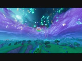 Fortnite new year event 2019