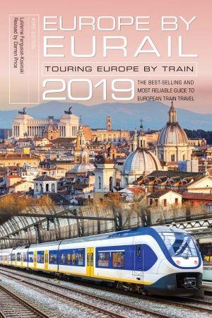 Europe by Eurail 2019 - LaVerne Ferguson-Kosinski