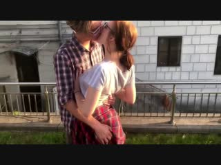 Kissing prank поцелуй с незнакомкой развод на поцелуй