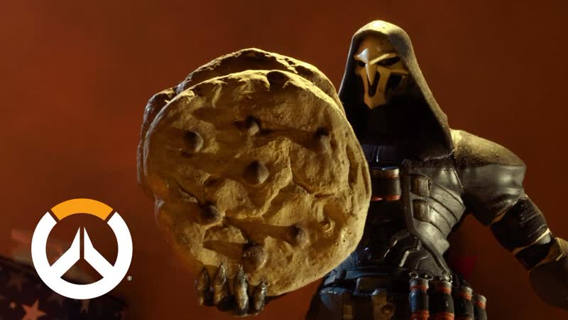 These cookies are for Santa Tracer's on cookiewatch dutycan she keep a naughty Reaper