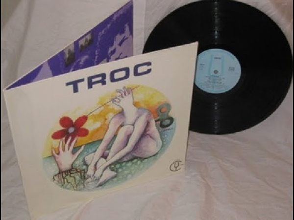 Troc Troc 1973 France Jazz Rock Fusion