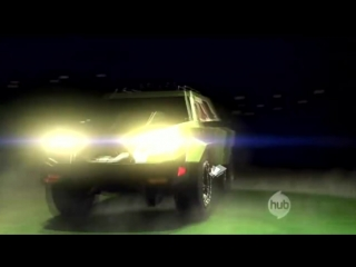 Transformers: Prime Opening