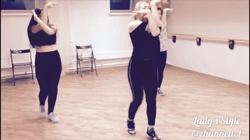 Vanity 6 Nasty Girl Lady's Style choreo @zhanna t