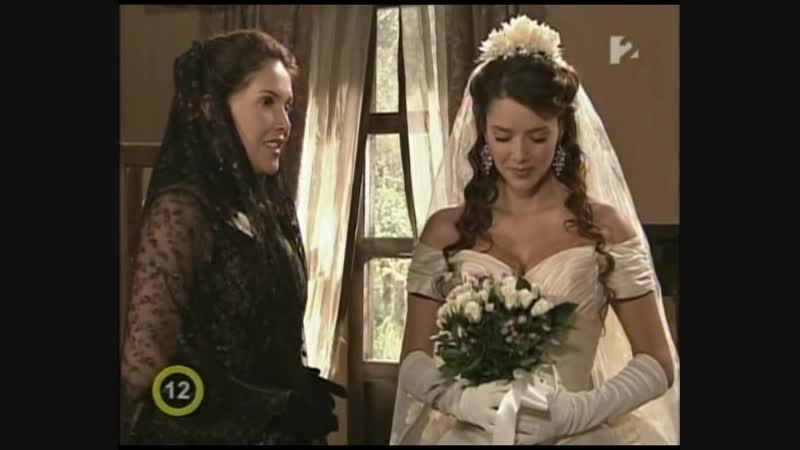 Зорро Шпага и роза Zorro La Espada y La Rosa 2007 117 серия 2