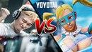 SFV: Bonchan (Nash) vs. yoyotai_tw (R. Mika) | Street Fighter V