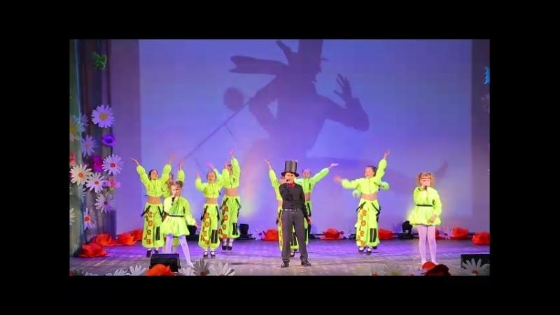 АмадеусНепоседы Kash 2016 Май Отчетный концерт - 1ч(1)