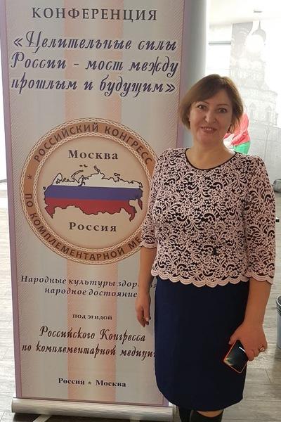 Нина Аридова