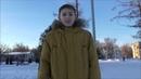Егор Кузин. Снегопад на закате Дмитрий Быков