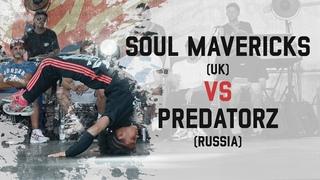 Soul Mavericks (UK) vs Predatorz (Russia) | Group A | Warsaw Challenge 2018