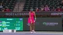 WTA 2018 BNP Paribas Open - 1st Round - Aryna Sabalenka vs Varvara Lepchenko (08-03-2018)