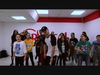 Intro PROКач - Гриша Верников Hip-hop Choreo 2 февраля 2019
