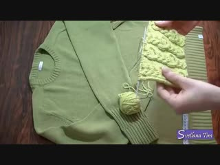 Как РАССЧИТАТЬ КОЛИЧЕСТВО ПЕТЕЛЬ при вязании спицами