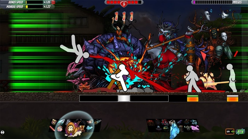 One Finger Death Punch 2 Demo Launch Trailer