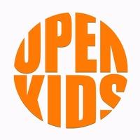 Логотип Open Kids
