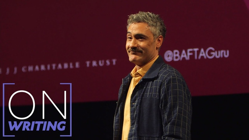 Thor: Ragnarok Hunt for the Wilderpeople Director Taika Waititi | Screenwriters Lecture