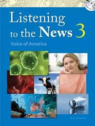 Listening to the News 3 (voice of America)
