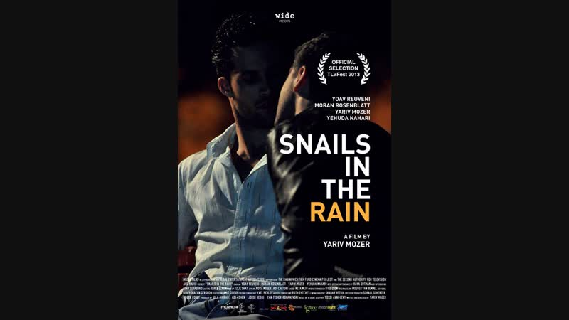 Улитки под дождём / Любовное письмо незнакомца / Snails in the Rain / Liebesbriefe eines Unbekannten Израиль 2013 г. Драма
