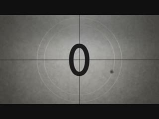 Old Movie Countdown Timer With Sound Effect HD FREE with download link