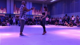 Albir Kizomba dance demo