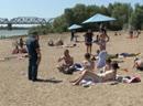 Омские спасатели усилили контроль за городскими и дикими пляжами