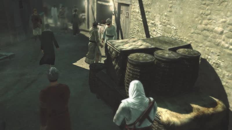 Assassin's Creed — 63 Мажд-Аддин: Кража