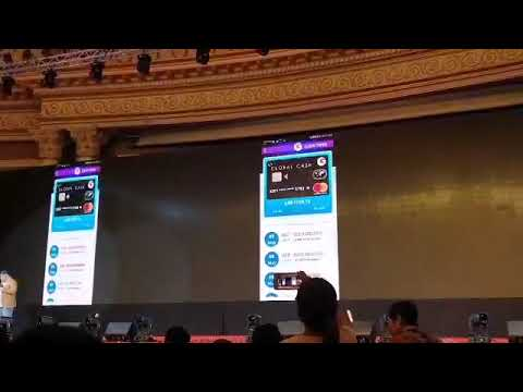 Cloud Token App now in Play Store Ronald Aai in Bangkok