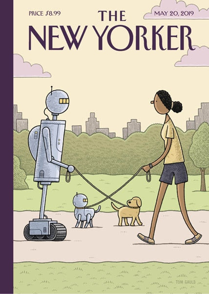 The New Yorker 05.20.2019