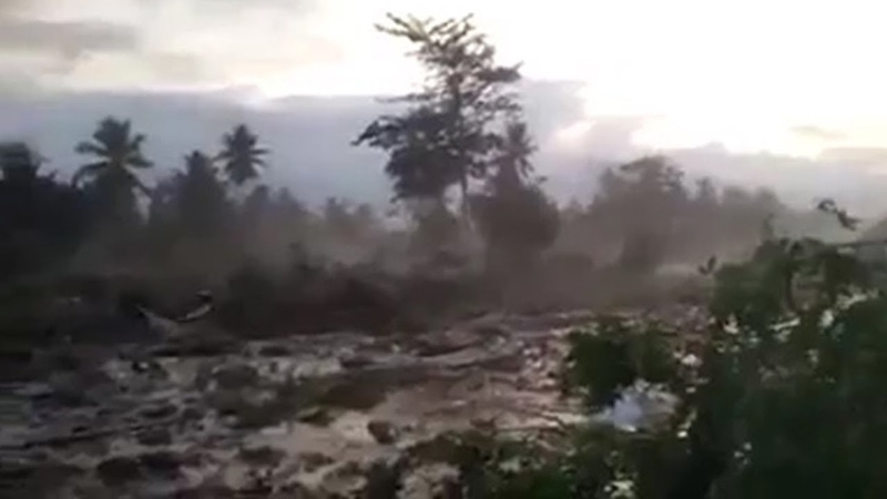 Viral Video Lumpur Buat Pohon dan Bangunan 'Berjalan' Pascagempa Donggala, Begini Penjelasan Ahli