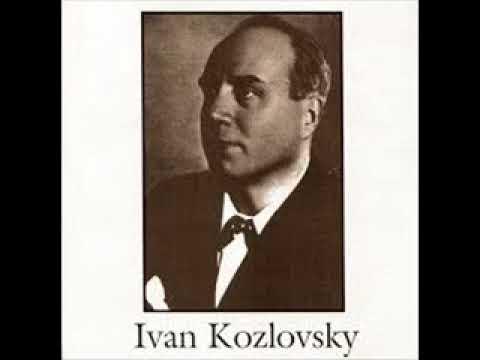 Ivan Kozlovsky - Tavo chemo