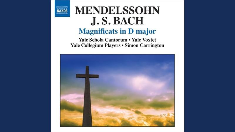 Magnificat anima mea (Chorus)
