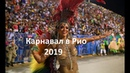 Карнавал в Рио-де-Жанейро 2019 года HD - Танцоры Бразильский карнавал Парад школ самбы