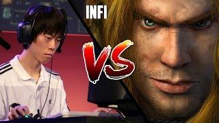 WC3: Moon (Night Elf) vs. Infi (Human) [BlizzCon 2010 LF G2] | Warcraft 3
