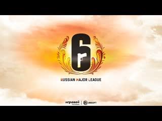 Rainbow six| russian major league лан финалы| 22 июня