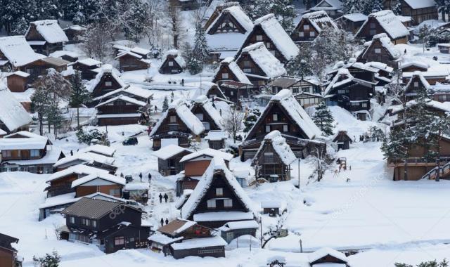 Зима в Японии. Лучшие места для посещения, изображение №3