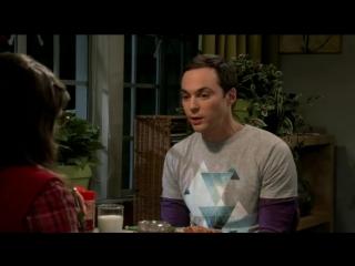 [10х6] Эми предлагает Шелдону организовать званый ужин